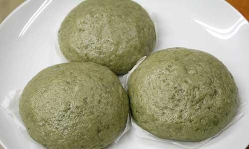 オーサワの玄米蒸しパン