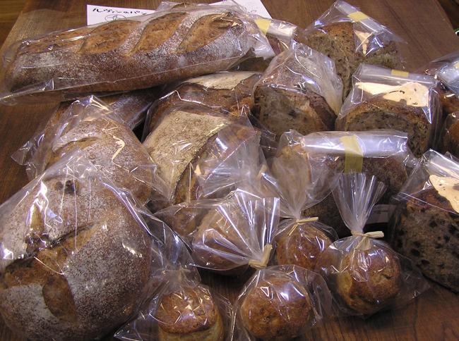 本日の日替わり天然酵母パンは、あの有名店!