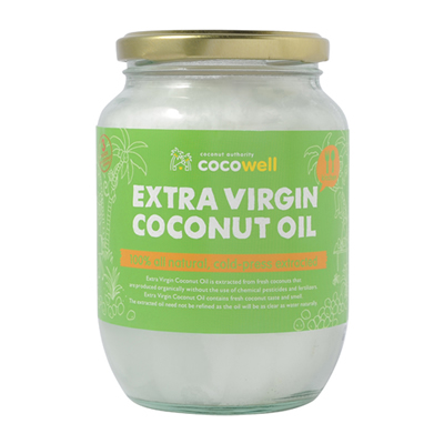 ココナッツオイル リニューアルと入荷状況
