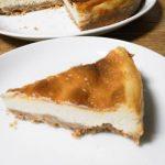 極味クッキング チーズケーキ