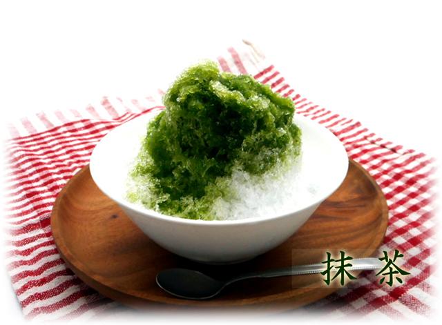 【新登場】氷屋さんちの削氷生シロップ『抹茶』