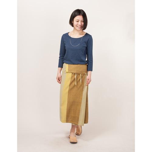 シサム工房 サロンスカート