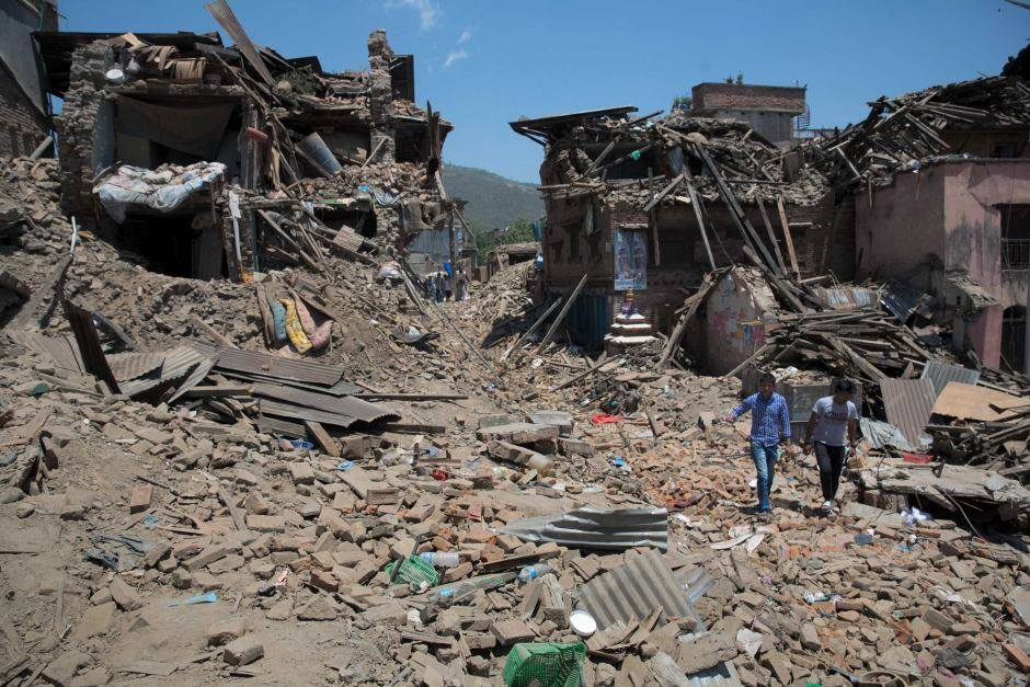 ネパール復興支援トークイベントin飯田