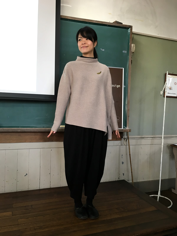 シサム工房2017秋冬展示会@京都