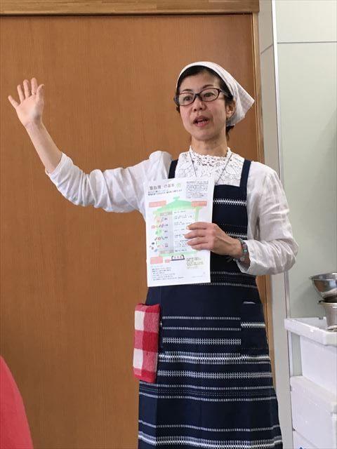 空飛ぶ重ね煮教室@諏訪 参加しました