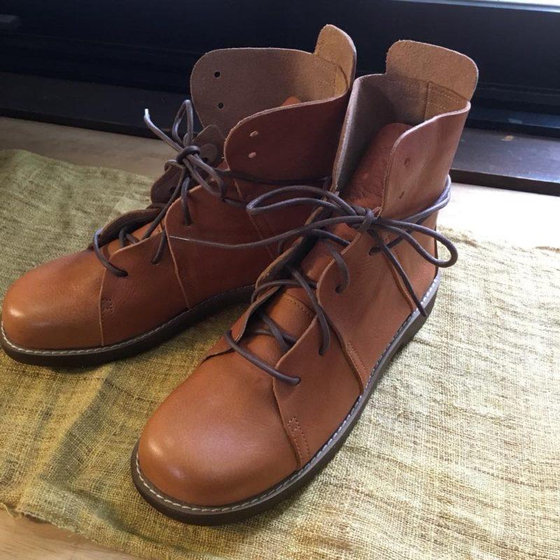 「温活ふぇす×てくてく25周年」お店の紹介 靴下や衣類のお店