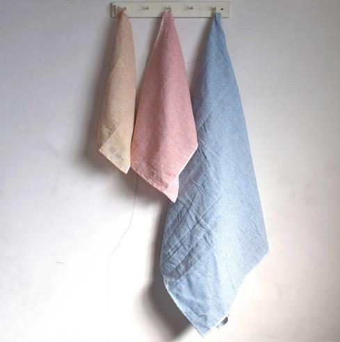タオルを長く快適に使い続けるために