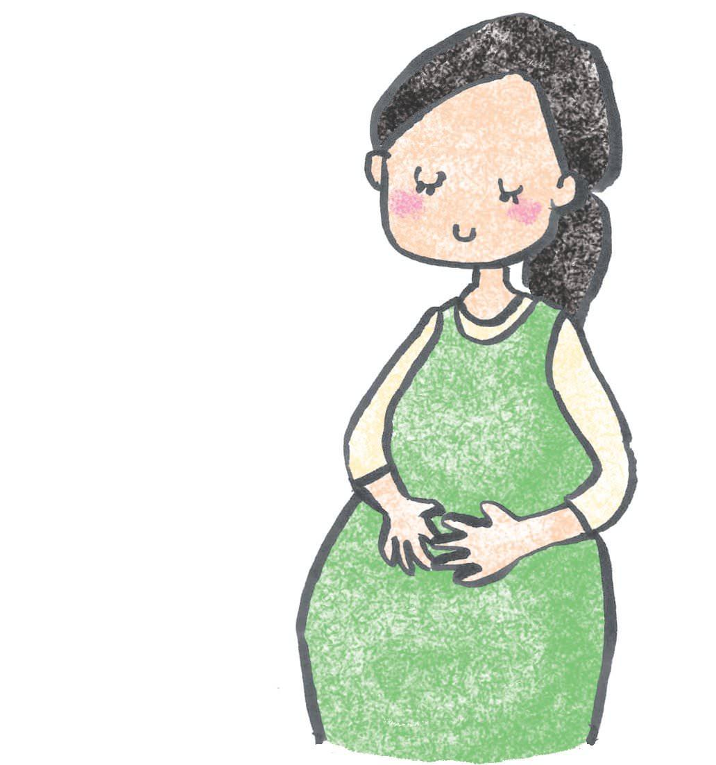 妊娠・つわり温活